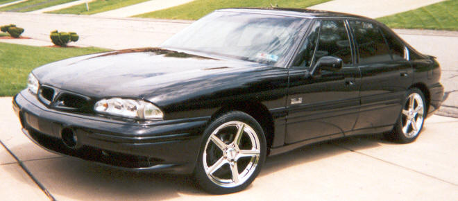 This Page Contains Pics Of My 1999 Pontiac Bonneville